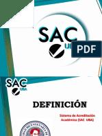 Presentación SAC UBA - Postgrado - 2018
