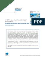 Perspectivas Agricolas 2008 Al 2014 Bioethanol