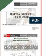 Mineria Informal en El Peru