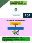 Estrategia 2 Habilidades Sociales