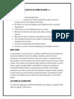 Analisis Cualitativo de Los Cationes Del Grupo 11 A
