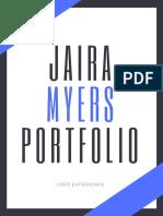 Jaira Myers Portfolio