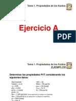 1. Clases FM - Propiedades de Los Fluidos, EJERCICIO