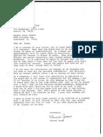 Genene Jones confession letter