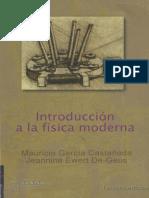 341984078 Introduccion a La Fisica Moderna UNAL Mauricio Garcia PDF