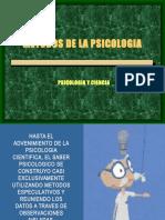 Metodos de la psicologia