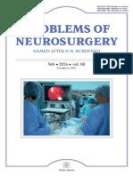 N N Burdenko Journal of Neurosurgery 2016-06