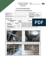 Informe Diario de Especialidad Electromecánica 25-4-18