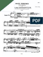 Beethoven, Pathetique