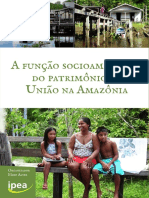 A Função Socioambiental Do Patrimônio Da União Na Amazônia
