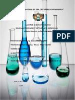 informe n°2 de quimica
