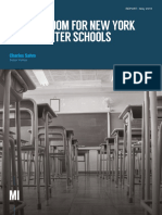 Finding Room for New York City Charter Schools