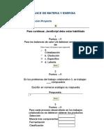 Quiz Proyecto