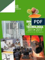Programa especial de innovación en Coahuila 2011-2017
