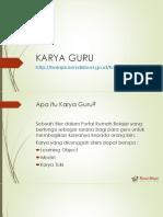 Pemanfaatan KARYA GURU.pptx