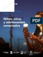 Kids Online Uruguay - Informe