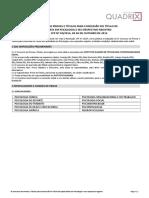 Edital Normativo Cfp Especialistas 2014