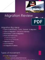chapter 3 migration review