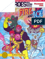 DC Heroes - [Module - Fearsome Five] Fire and Ice.pdf