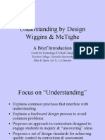 Understanding by Design Teaching Ellen Meier CTSC