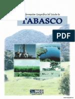 Anuario Inegi Tabasco