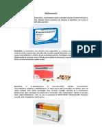Medicamentos de Uso Comun