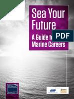 Marine career