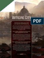 Vaticine City Preview