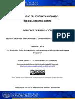 2012 Impacto Del Uso Del Celular Blackberry en Las Formas de Relacionarse de La Escuela de Comunicaciones de La Universidad Dr. Jose Matias Delgado