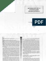 Hernandez Campoy y Almeida 2005 Metodologia de La Investigacion Sociolingueistica - Pp 158 a 192