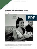 2018.01.04 – Visão – Portuguesa Foi Morta Em Moçambique Por 400 Euros – Patrícia Fonseca