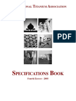 It a Specifications Book 2005
