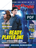 Rolling Stone México - Abril 2018