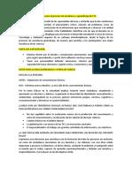 Didáctica Para El Proceso de Enseñanza y Aprendizaje de CTA