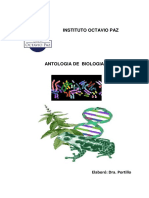 Antologia de Biologia 1
