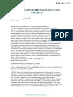 Casacion-Ineficacia o Inexistencia de Los Actos Juridicos 17620010516