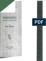 Pierre Bertoquy - Sociogeografía. Problemas de Geografía Humana