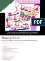 Kit Imprimible Rapunzel Clipart