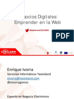 Taller1 Negocios Digitales Emprender en La Web