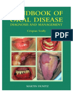 156621191 Handbook of Oral Diseases 1 Edition PDF