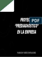 PROYECTO ''PREDIAGNOSTICO''
