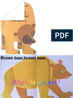 brown bearbrown bearwhat do you see