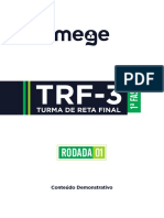 Apostila D. TRF 3