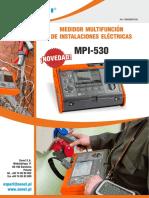 Folleto Mpi-530 Es v1.2