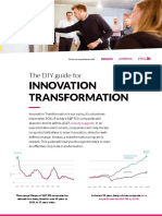 Guide for Innovation Transformation