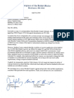 Bennet, Polis Urge Regional FEMA Administrator to Support Boulder County