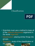 ch 18 classifying earths diversity