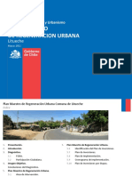 Plan Maestro de Regeneración Urbana Comuna de Litueche, Chile.