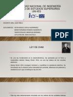EXPO LEY DE OHM