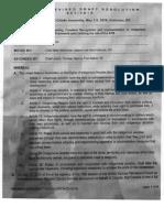 AFN Draft Resolution on Liberal Framework May 2 2018